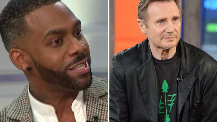 Richard Blackwood blasts white people defending Liam Neeson over 'black b*****d' racism row