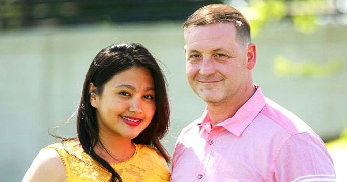 90 Day Fiance's Leida Gets Restraining Order Against Eric's Daughter