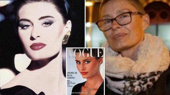 Former millionaire Vogue cover model Nastasia Urbano, 57, now lives HOMELESS on Barcelona streets after 'ex-husband left her penniless'