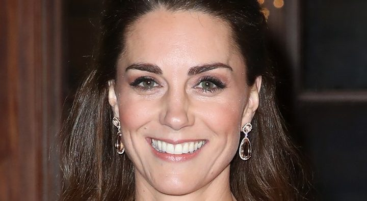 Kate Middleton Surprises in a Pink Gucci Dress at a Royal Gala