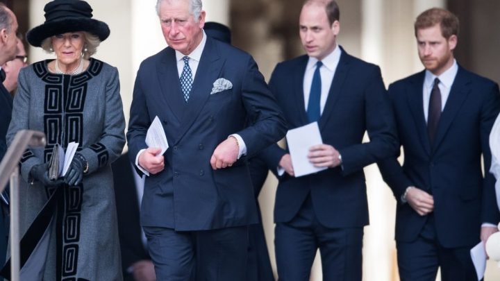 The Real Reason Prince William and Prince Harry Have Never Visited Camilla Parker-Bowles' House