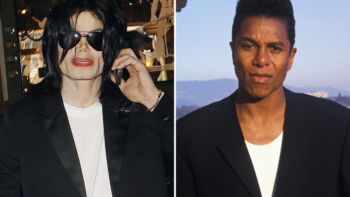 Michael Jackson's brother Jermaine says family hatched secret plot to help star ESCAPE America if he was convicted of child abuse 'because he wouldn't survive prison'
