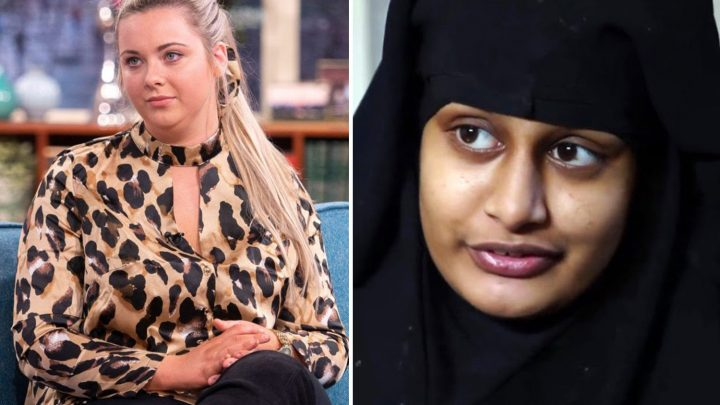 Orphan daughter, 21, forced to bring up sister, 14, after parents killed in Manchester terror attack slams 'dishonest' ISIS bride