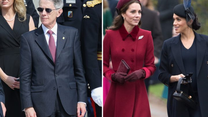 Meghan Markle and Kate Middleton's royal 'mentor' steps down as key aide after a decade and will NOT be replaced