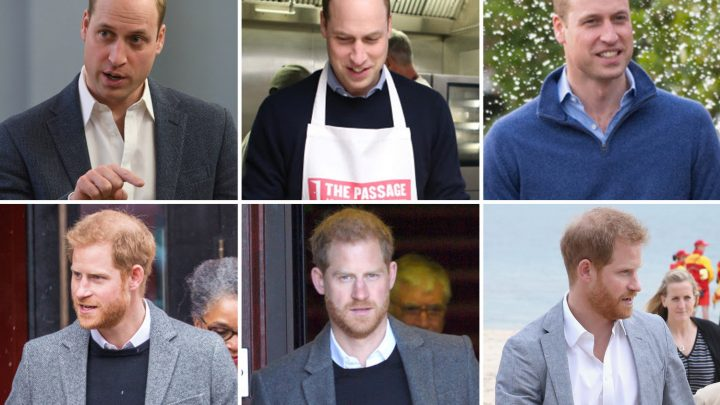 William and Harry adopt 'smart casual' style to seem more relatable, etiquette expert reveals
