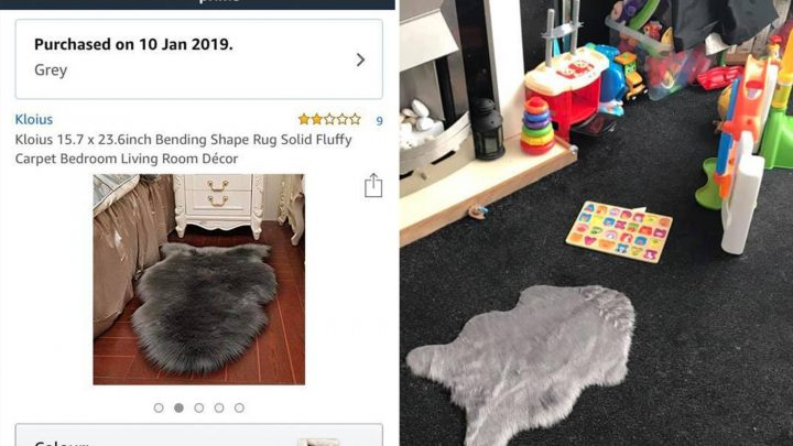 Woman orders £28 rug from Amazon but discovers it's TINY when delivered – your rights when online orders go wrong