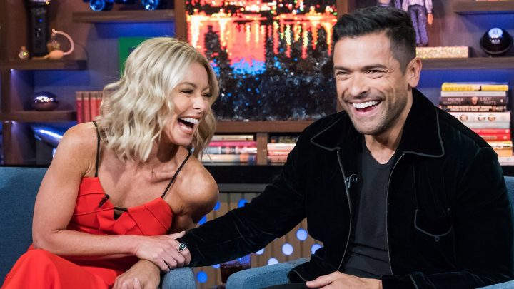 Mark Consuelos: How I Won Kelly Ripa Back After We Split Up Before Wedding
