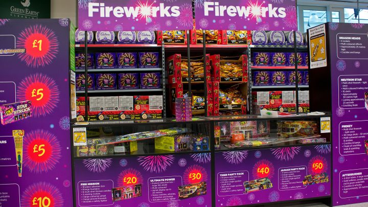Shops could be BANNED from selling fireworks as 750,000 sign petitions backing law change