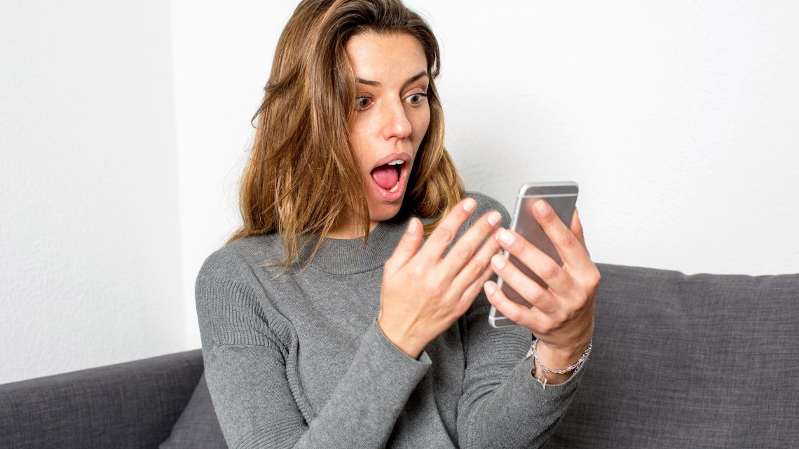 What is cyber flashing, where do the unsolicited sexual images come from and how do i stop them?