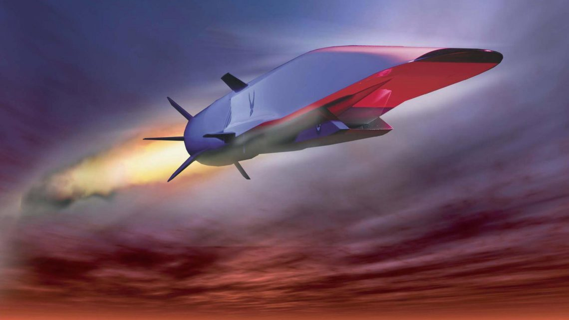 France building 'INVINCIBLE' 4,000mph missile in race against Russia, China and US to build hypersonic weapons