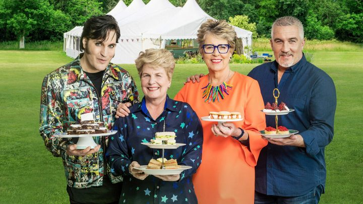 When does Celebrity Bake Off 2019 start on Channel 4 and who's in the line-up?