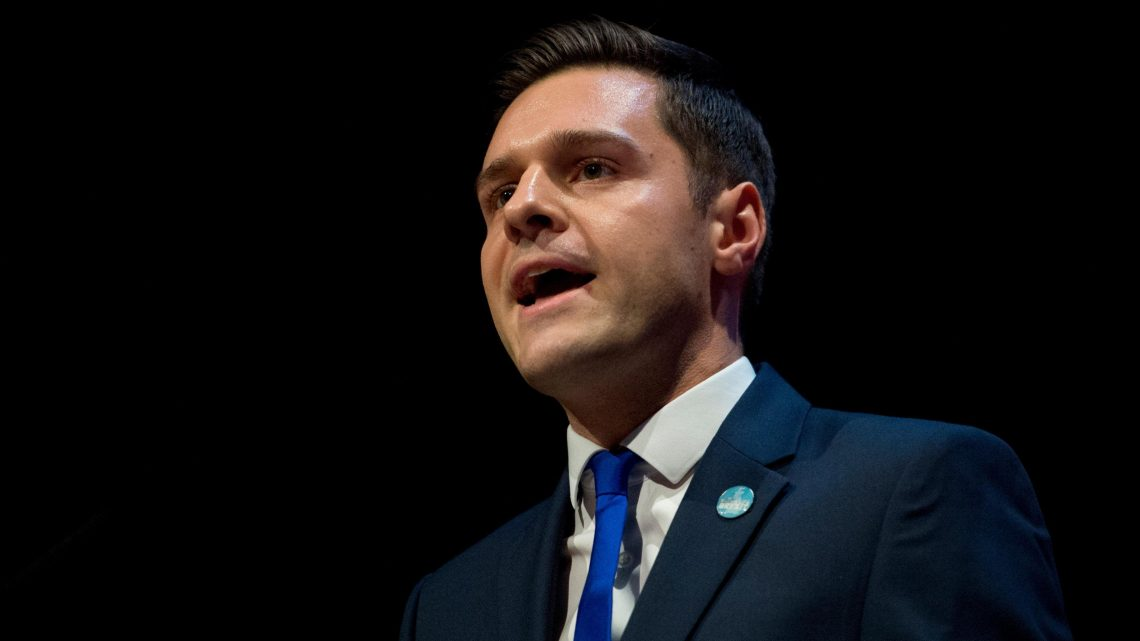 Tory MP Ross Thomson caught up in police call to Parliament bar after groping claims