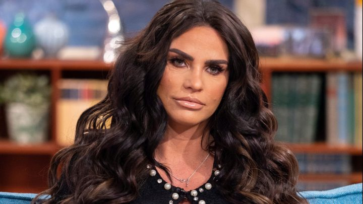Katie Price books 'designer vagina' as gift to HERSELF after 'wasting millions on presents for exes'