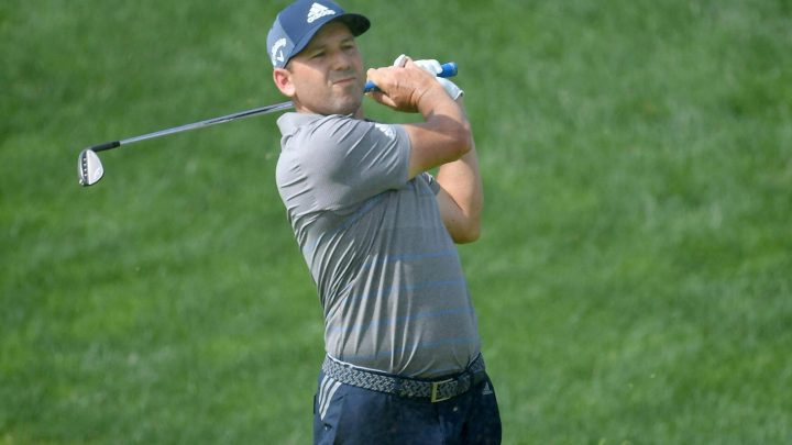 Sergio Garcia disqualified from Saudi International tournament for smashing greens