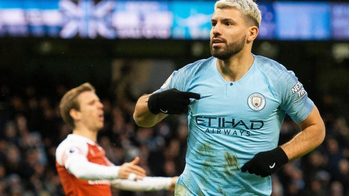 Sergio Aguero would get in Tim Vickery's team ahead of the much-lauded Brazilian Romario