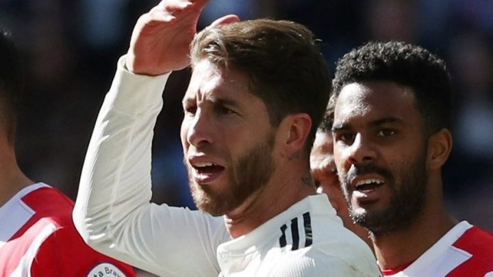 Real Madrid captain Sergio Ramos to get break ahead of El Clasico double-header after latest red card