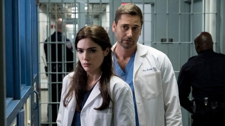 Is Janet Montgomery leaving New Amsterdam role as Dr. Bloom?