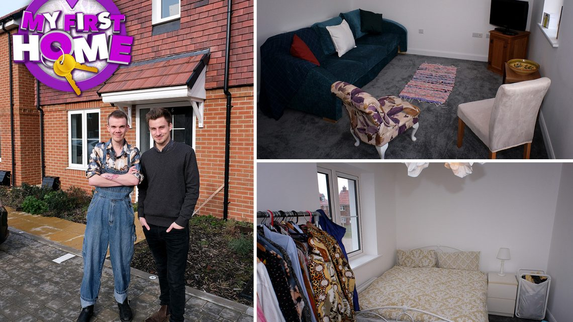 Friends who couldn't get a mortgage on their own clubbed together to buy £280k two-bed house in Oxford