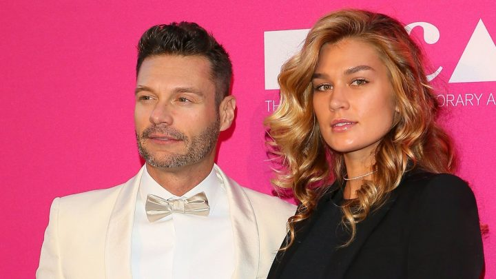 Ryan Seacrest's Ex GF Shayna Taylor Posts About 'Pain' After Their Split
