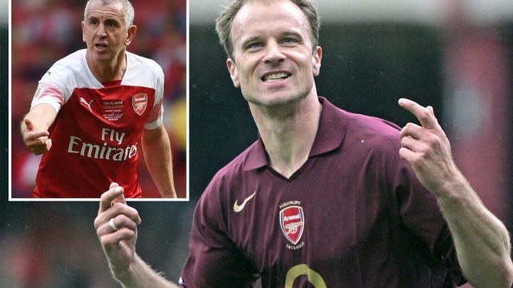 Arsenal legend Dennis Bergkamp was a 'dirty' player claims old pal Nigel Winterburn