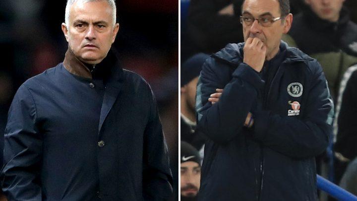 Zidane favourite to replace Sarri as Chelsea boss as Mourinho's odds drop
