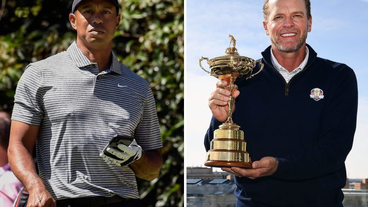 Tiger Woods back Steve Stricker to lead Team USA to Ryder Cup glory in 2020