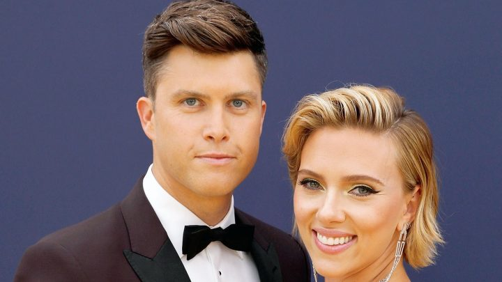 Scarlett Johansson and Colin Jost Live Together, Are 'Fully Committed'