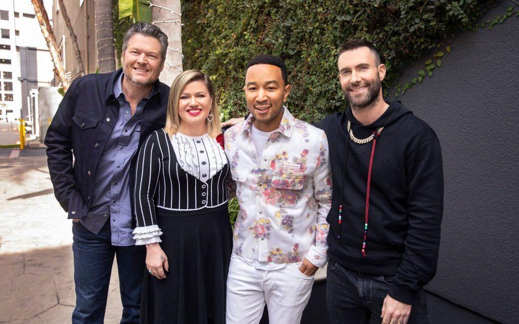 'The Voice': Are Blake Shelton and Adam Levine Jealous of EGOT Winner, John Legend?