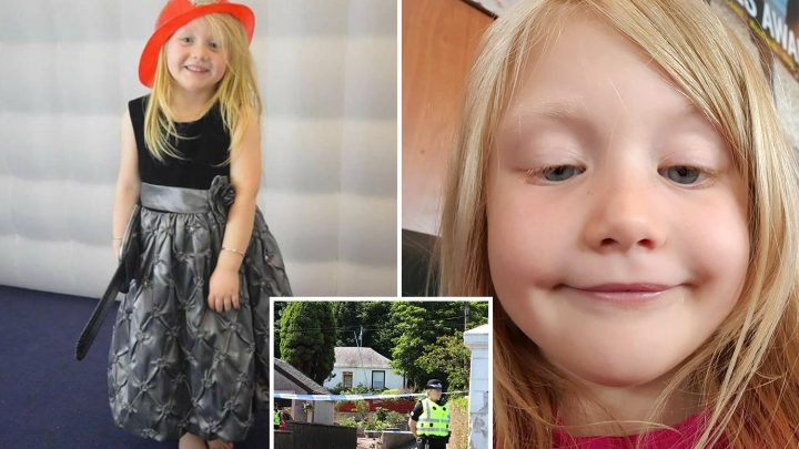 DNA of boy, 16, accused of raping and killing Alesha MacPhail 'found on 14 different parts of her body'