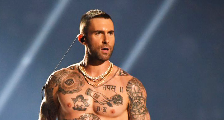 Adam Levine Just Addressed Super Bowl Halftime Haters With a Bunch of Random Words