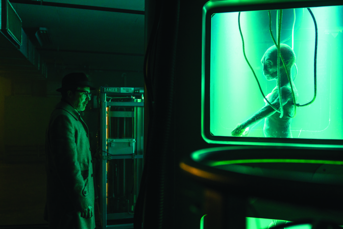 'Project Blue Book' Renewed for Season 2 at History