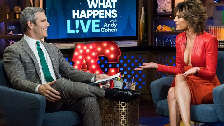 Why Andy Cohen turned down Lisa Rinna for Season 1 of 'RHOBH'