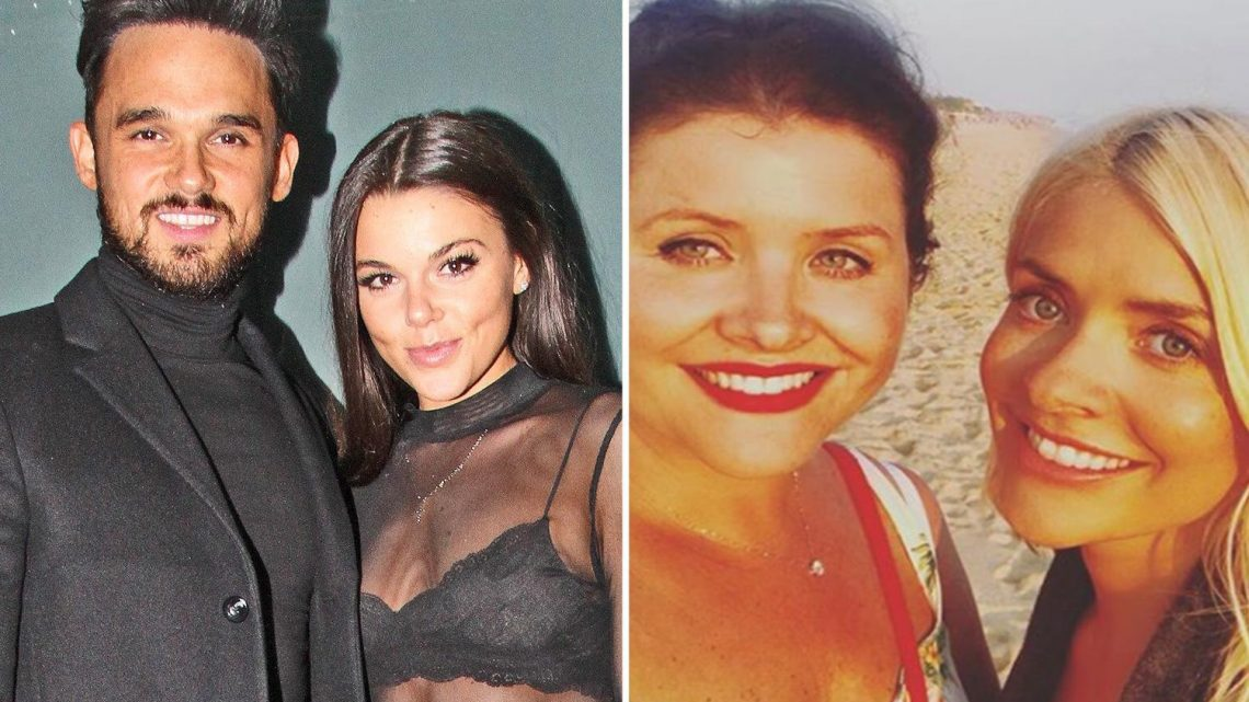 Holly Willoughby's sister Kelly will wed Gareth Gates and Faye Brookes