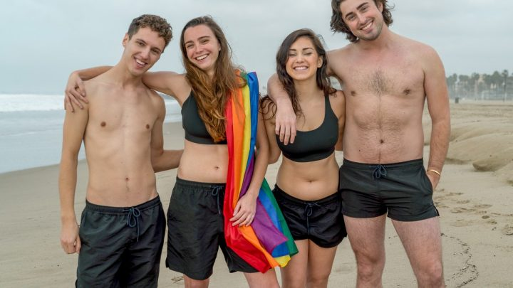 These Gender Inclusive Swimsuits Were Designed Especially For The LGBTQ Community