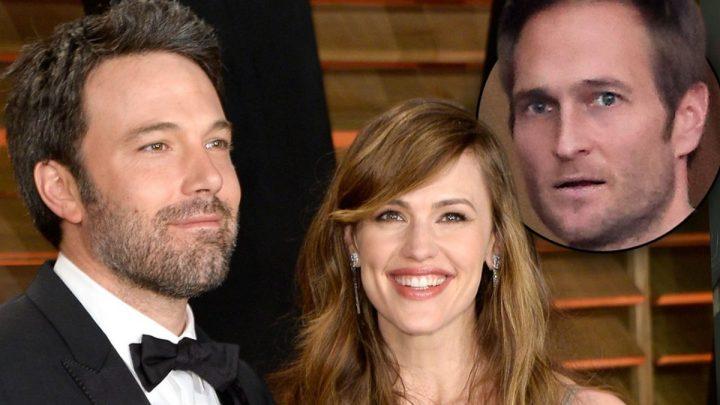 Bizarre Bromance! Ben Affleck 'Clicked' With Ex-Wife Jennifer Garner's Boyfriend