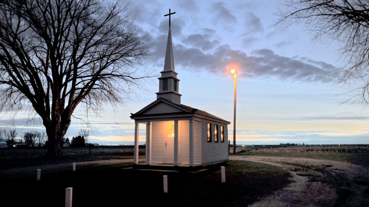 Going to church is America's key to long and happy lives