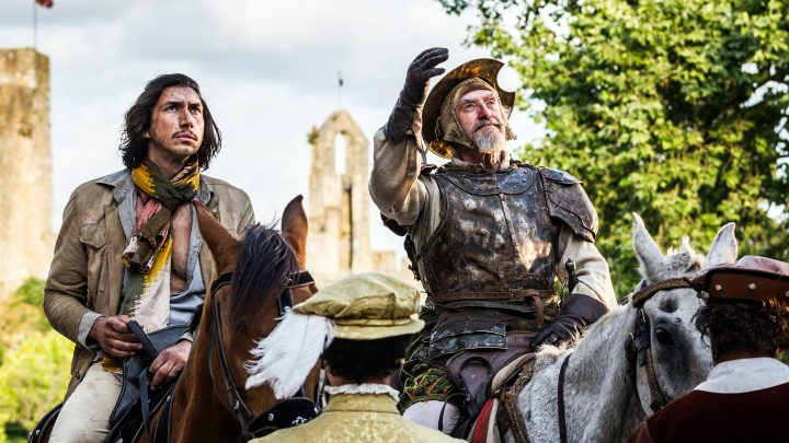 Watch Adam Driver in Terry Gilliam's 'The Man Who Killed Don Quixote'