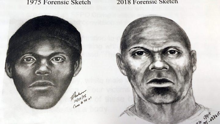 San Francisco police release sketch of 'Doodler' killer