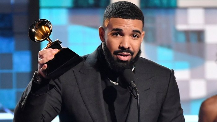 Grammy Producers Try to Explain Why Drake's Speech Was Cut Short