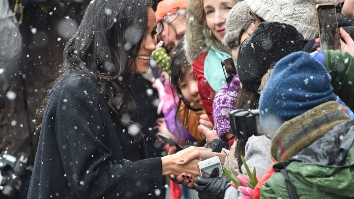 Meghan Markle Shares This Sweet Move with Her Late Mother-in-Law, Princess Diana