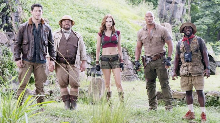 All of Your Favorites Are Returning For the Jumanji: Welcome to the Jungle Sequel!