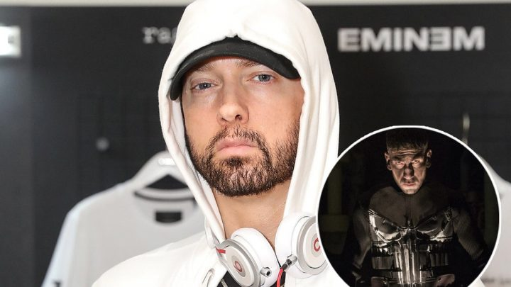 Eminem Furious at Netflix for Cleanin' 'The Punisher' Out of Its Closet