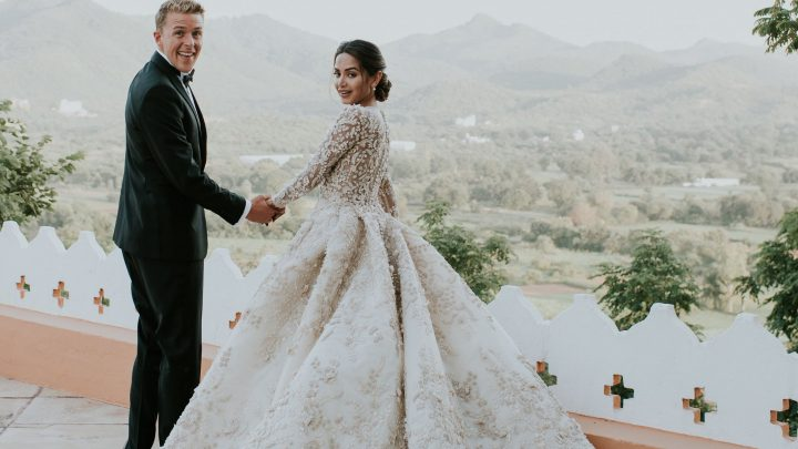 Diipa Khosla Wore 9 Different Looks for Her 4-Day Indian Wedding