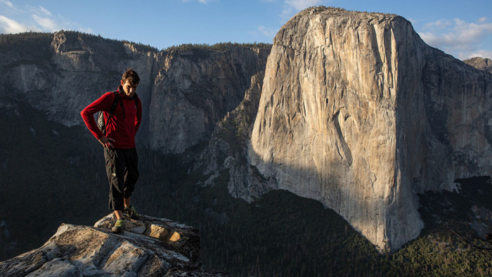 TV News Roundup: 'Free Solo' To Premiere Commercial Free on Nat Geo in March