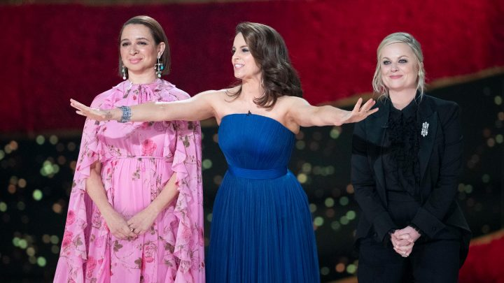 Oscar ratings rise in spite of no host