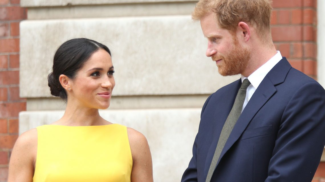 Meghan Markle and Prince Harry Are *Fully* Breaking Royal Baby Protocol