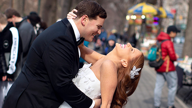Social Media Star Jackie Oshry Gushes Over Her Wedding — Plus: See The Romantic Pics