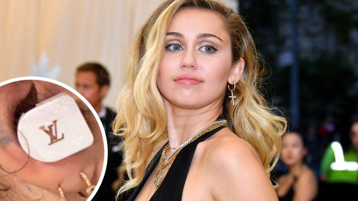 Miley Cyrus Is Already Wearing Those $995 Louis Vuitton Airpods