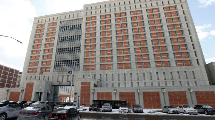 Detention center in Brooklyn without heat and power for past week