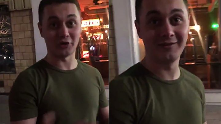 Cops probe attack on gay man shown in shocking video as hate crime